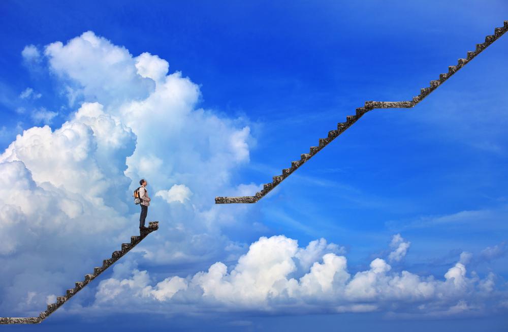 筋トレが続かない理由と解決策 人と階段