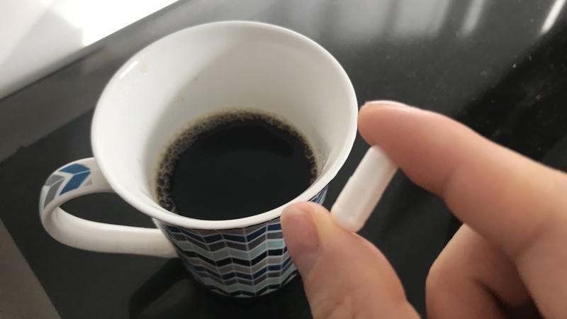 テアニンとコーヒー